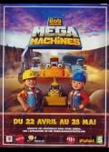 BOB THE BUILDER MEGA MACHINES