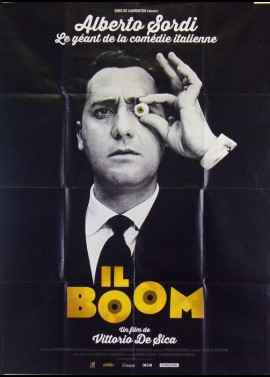 BOOM (IL) movie poster
