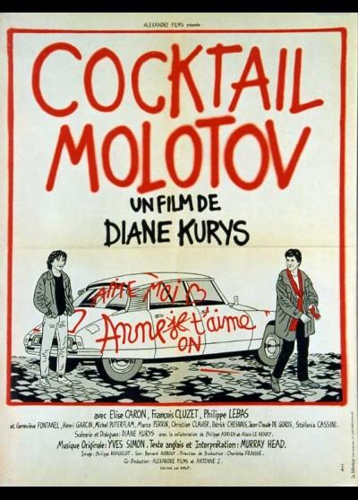 affiche du film COCKTAIL MOLOTOV