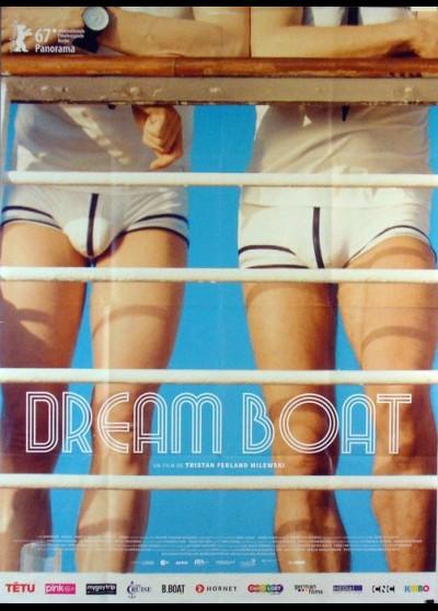 DREAM BOAT movie poster