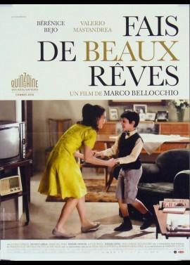 affiche du film FAIS DE BEAUX REVES