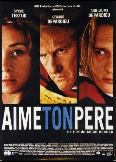 affiche du film AIME TON PERE