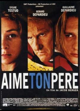 AIME TON PERE movie poster