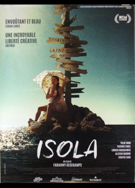 affiche du film ISOLA