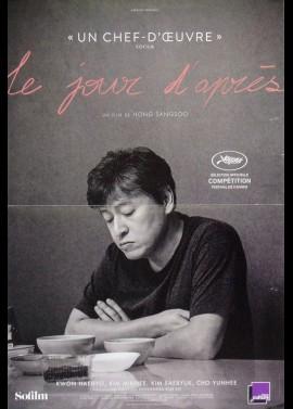 affiche du film JOUR D'APRES (LE)
