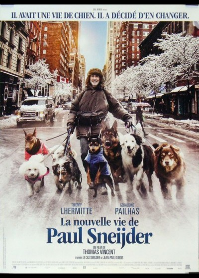 NOUVELLE VIE DE PAUL SNEIJDER (LA) movie poster