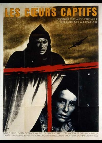 affiche du film COEURS CAPTIFS (LES)