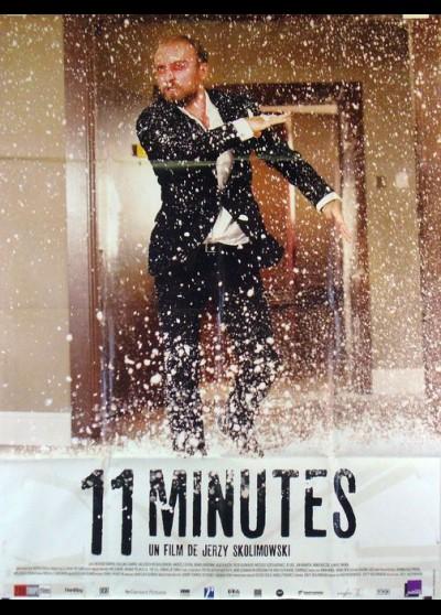 affiche du film ONZE MINUTES