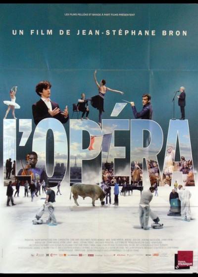 affiche du film OPERA (L')