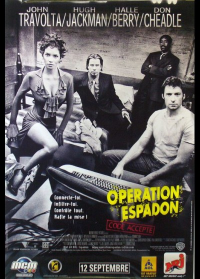 affiche du film OPERATION ESPADON