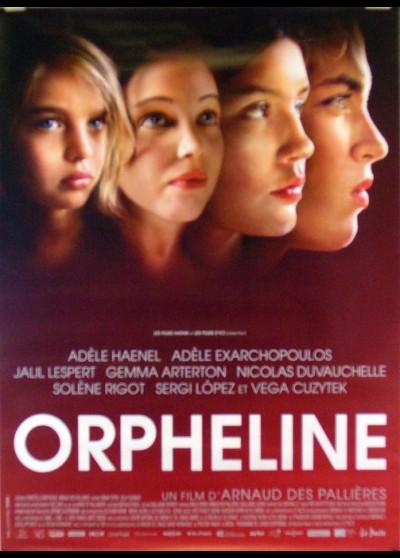 ORPHELINE movie poster