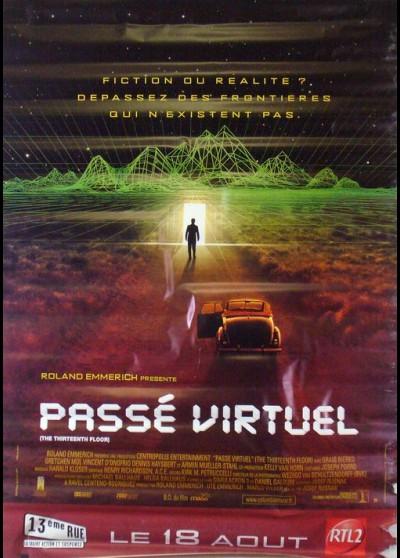 PASSE VIRTUEL affiche du film