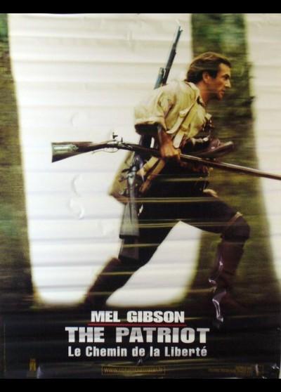 PATRIOT (THE) movie poster
