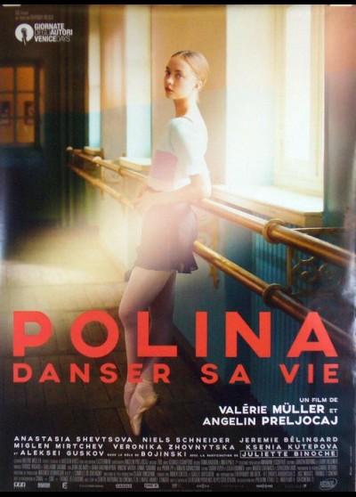 POLINA DANSER SA VIE movie poster