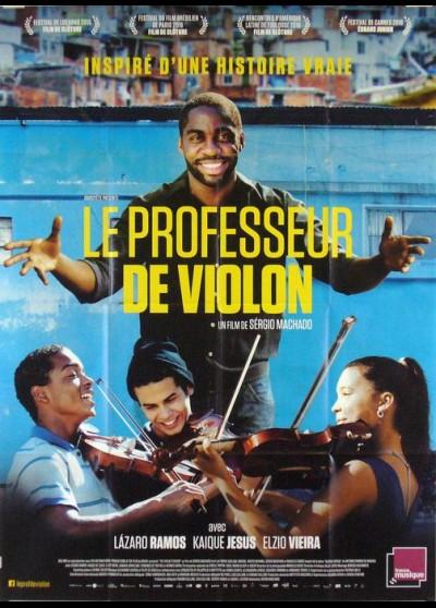 PROFESSEUR DE VIOLON (LE) affiche du film