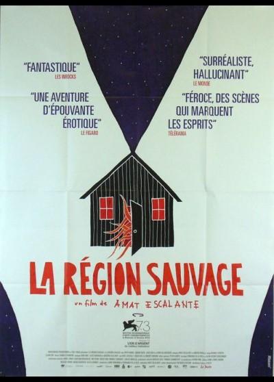 REGION SALVAJE (LA) movie poster