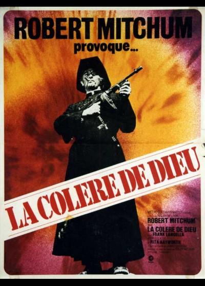 affiche du film COLERE DE DIEU (LA)