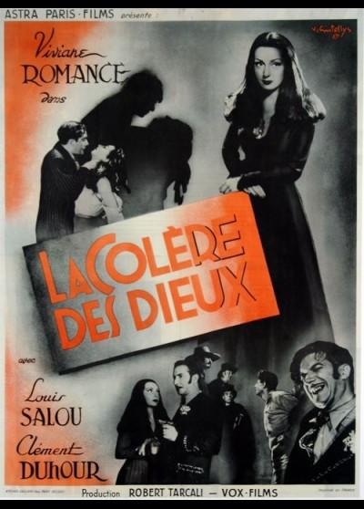 affiche du film COLERE DES DIEUX (LA)