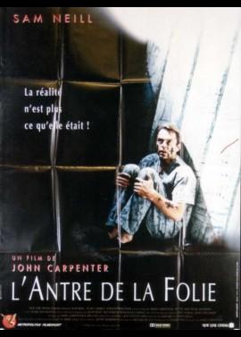 affiche du film ANTRE DE LA FOLIE (L')