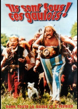 ASTERIX ET OBELIX CONTRE CESAR movie poster