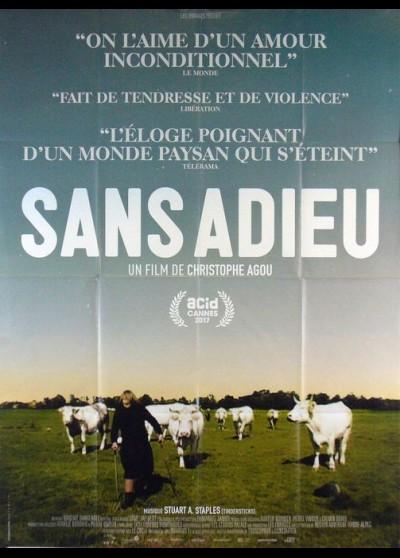 SANS ADIEU movie poster