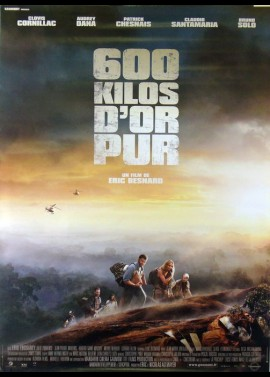 600 KILOS D'OR PUR movie poster