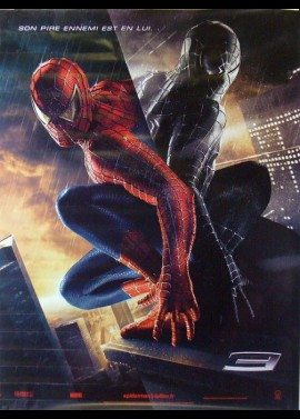 SPIDERMAN 3 movie poster