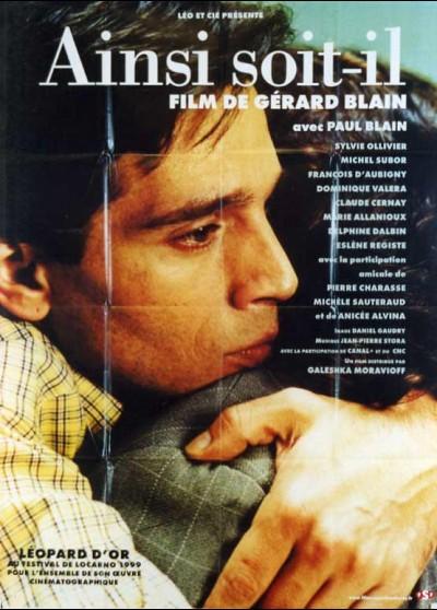 AINSI SOIT IL movie poster