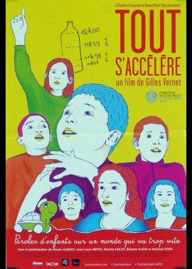 TOUT S'ACCELERE movie poster