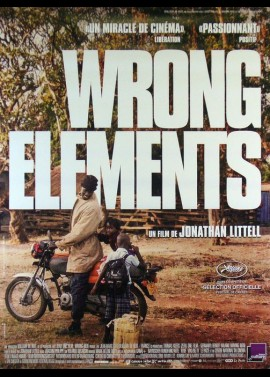 WRONG ELEMENTS movie poster