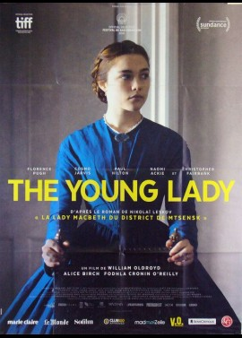 affiche du film YOUNG LADY (THE)