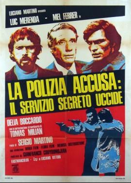affiche du film ACCUSE (L')