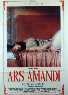 ARS AMANDI movie poster