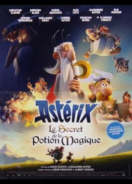ASTERIX LE SECRET DE LA POTION MAGIQUE movie poster