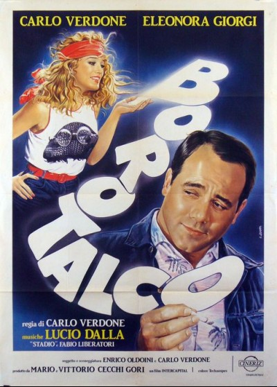 affiche du film BOROTALCO