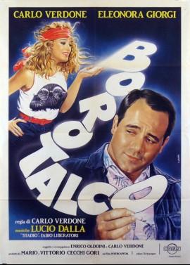 BOROTALCO movie poster