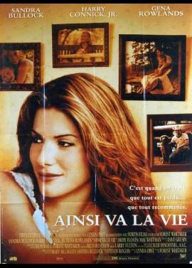 affiche du film AINSI VA LA VIE