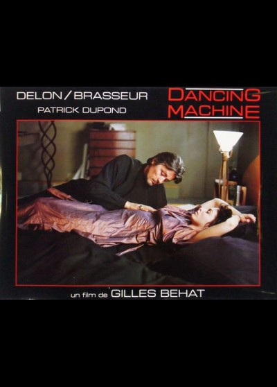 DANCING MACHINE movie poster