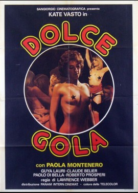 DOLCE GOLA movie poster