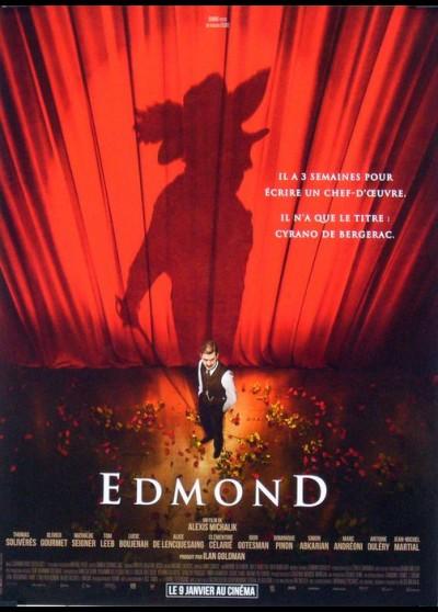 EDMOND movie poster