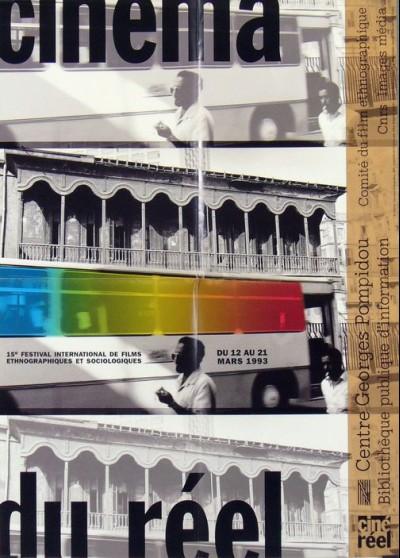 affiche du film FESTIVAL CINEMA DU REEL