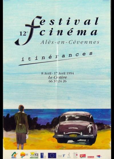 affiche du film FESTIVAL CINEMATOGRAPHIQUE ITINERANCES
