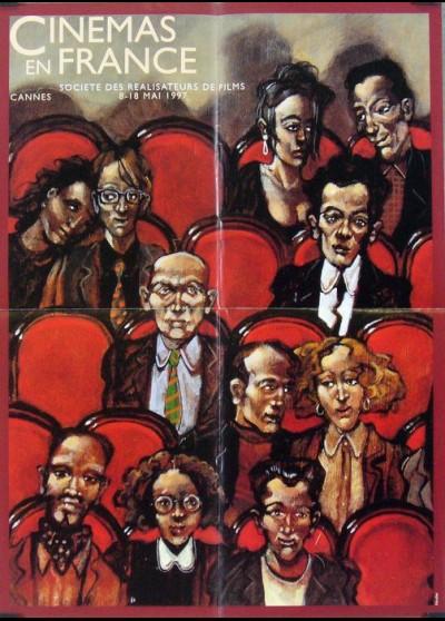 affiche du film FESTIVAL CINEMAS EN FRANCE