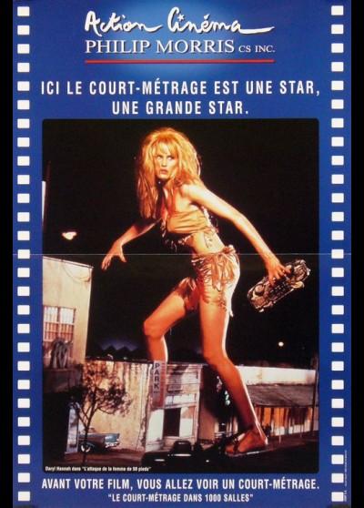 affiche du film FESTIVAL ACTION CINEMA COURT METRAGE