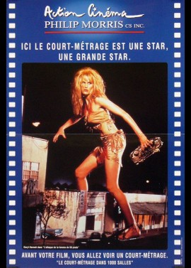 affiche du film FESTIVAL ACTION CINEMA COURT METRAGE