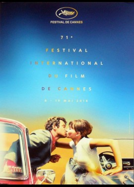 affiche du film FESTIVAL DE CANNES 2018