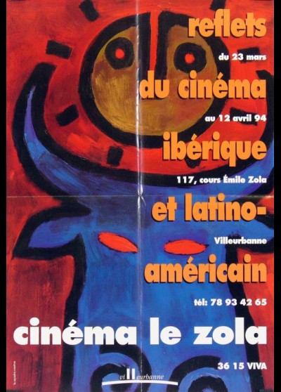 FESTIVAL DU CINEMA IBERIQUE ET LATINO AMERICAIN movie poster