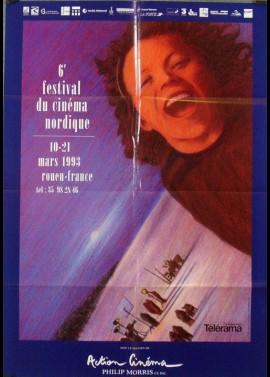 FESTIVAL DU CINEMA NORDIQUE movie poster