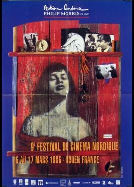 affiche du film FESTIVAL DU CINEMA NORDIQUE