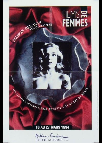 affiche du film FESTIVAL FILMS DE FEMMES